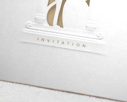 結婚式招待状(手作りキット) マルシェ サポート画像2 (拡大)