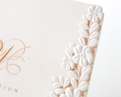 結婚式招待状(手作りキット) ジョリA サポート画像2 (拡大)