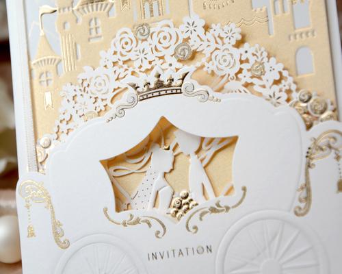 結婚式招待状(手作りキット) ファンファーレ サポート画像2 (拡大)