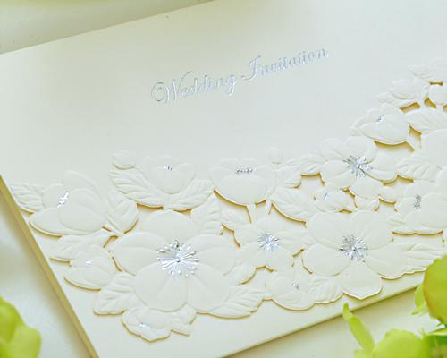 結婚式招待状(手作りキット) ディアレストH サポート画像2 (拡大)