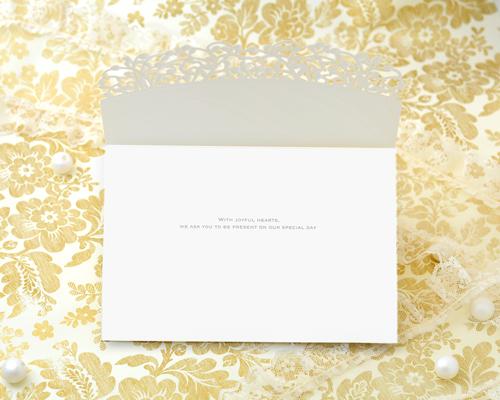 結婚式招待状(手作りキット) トレーンA サポート画像2 (拡大)