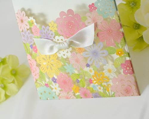 結婚式招待状(手作りキット) コローラ サポート画像2 (拡大)