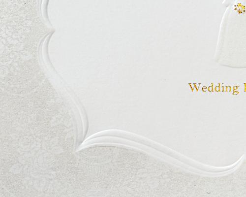結婚式招待状(手作りキット) ウィズラブ サポート画像2 (拡大)