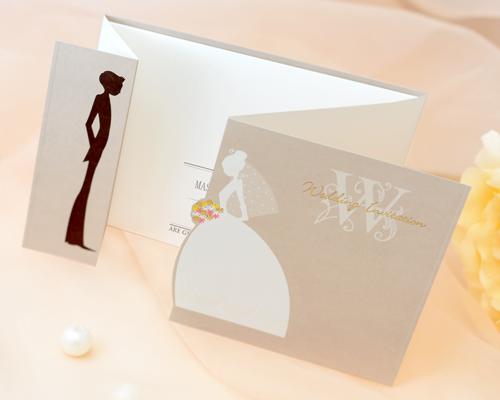 結婚式招待状(手作りキット) チェリッシュ サポート画像2 (拡大)