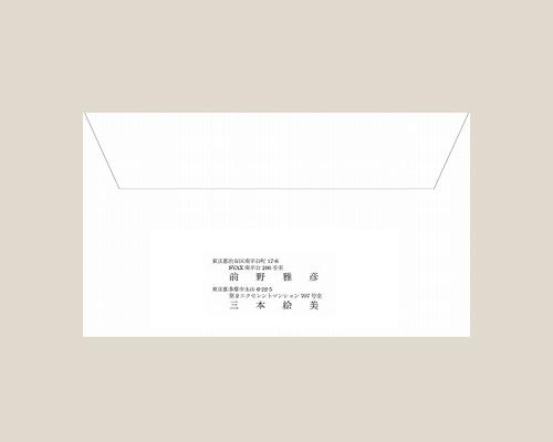 結婚式招待状(印刷込み) セントポーリアP(ピンク) サポート画像2 (拡大)