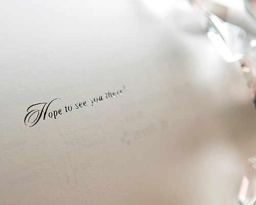 結婚式招待状(手作りキット) ビジューTW(トゥインクル) サポート画像3 (拡大)