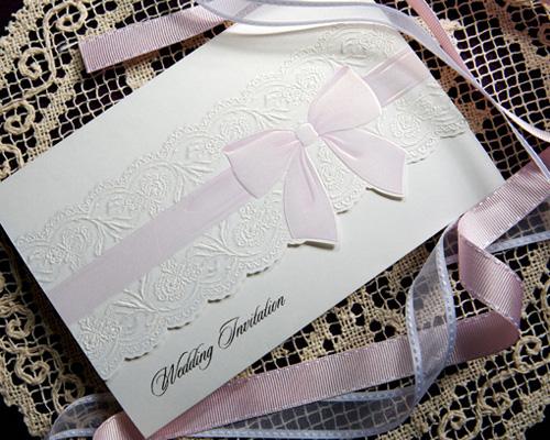結婚式招待状(手作りキット) キュート サポート画像3 (拡大)