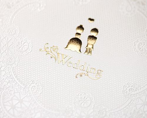 結婚式招待状(手作りキット) トワ・エ・モワ サポート画像3 (拡大)