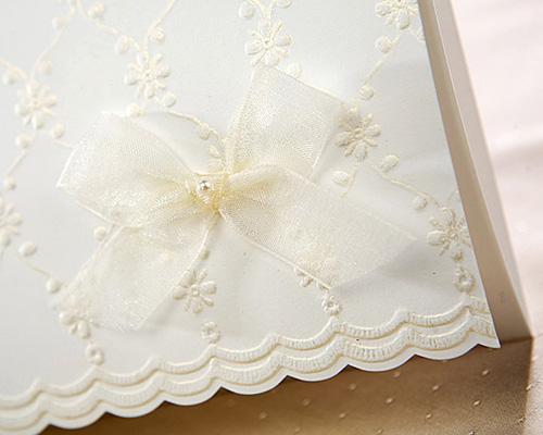 結婚式招待状(手作りキット) ブローダリーC サポート画像3 (拡大)