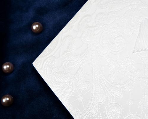 結婚式招待状(手作りキット) マリエE サポート画像3 (拡大)