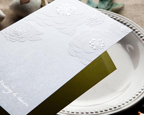 結婚式招待状(手作りキット) マカロンA サポート画像3 (拡大)