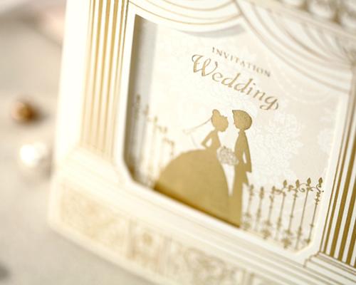 結婚式招待状(手作りキット) プロローグA サポート画像3 (拡大)