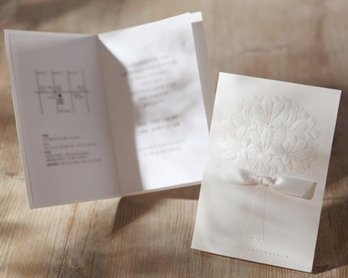 結婚式招待状(手作りキット) セレーノ サポート画像3 (拡大)