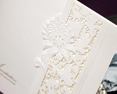 結婚式招待状(手作りキット) エーデル サポート画像3 (拡大)