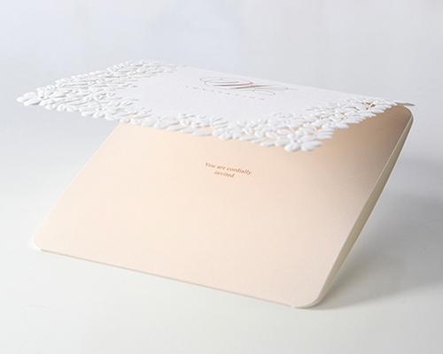 結婚式招待状(手作りキット) ジョリA サポート画像3 (拡大)