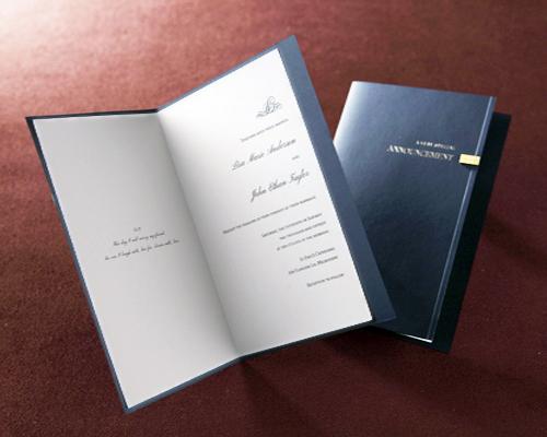 結婚式招待状(手作りキット) グランツ サポート画像3 (拡大)