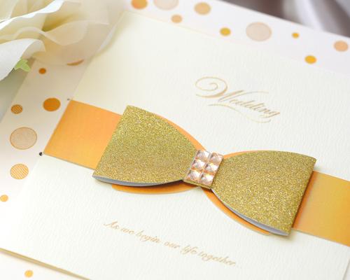 結婚式招待状(手作りキット) ポルカ サポート画像3 (拡大)