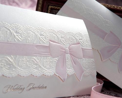 結婚式招待状(手作りキット) キュート サポート画像4 (拡大)
