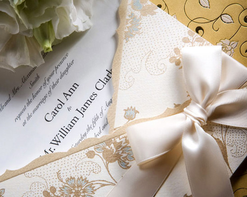 結婚式招待状(手作りキット) ジャパネスクBE(ベージュ) サポート画像4 (拡大)