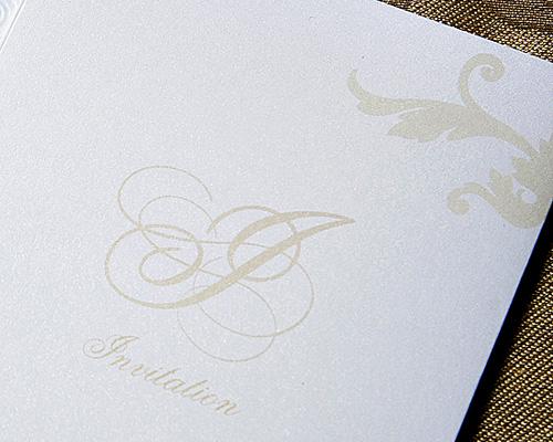 結婚式招待状(手作りキット) アダージョG(ゴールド) サポート画像4 (拡大)