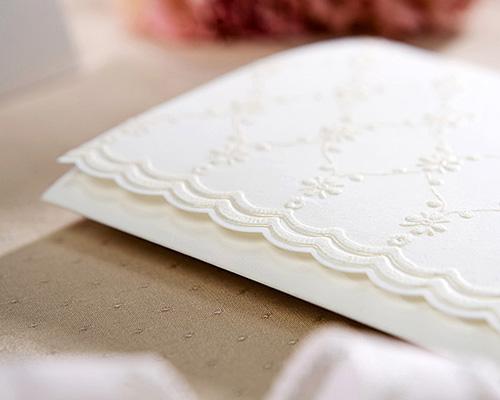 結婚式招待状(手作りキット) ブローダリーC サポート画像4 (拡大)