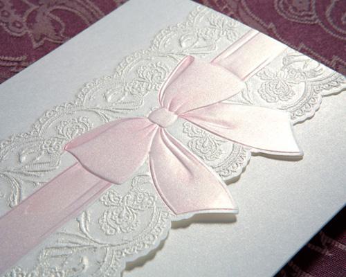 結婚式招待状(手作りキット) キュート サポート画像5 (拡大)