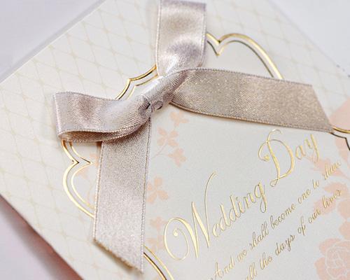 結婚式招待状(手作りキット) マ・シャンブル サポート画像5 (拡大)