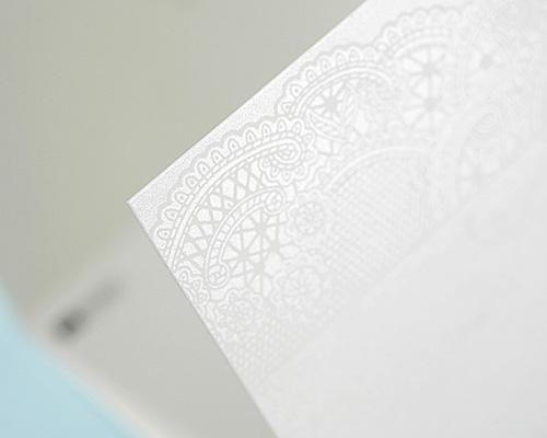 結婚式招待状(手作りキット) トワ・エ・モワ サポート画像6 (拡大)