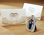 結婚式招待状(手作りキット) ブローダリーB