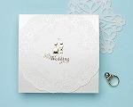 結婚式招待状(手作りキット) トワ・エ・モワ