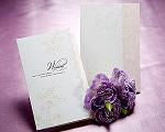 結婚式招待状(インポートカード) パステル