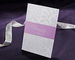 結婚式招待状(インポートカード) ブルーミングB