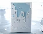結婚式招待状(インポートカード) アリエッタA