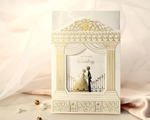 結婚式招待状(インポートカード) プロローグA