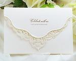 結婚式招待状(手作りキット) エアリアルA