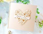 結婚式招待状(手作りキット) ボヌールB
