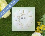 結婚式招待状(手作りキット) ミントA【Name on Card タイプ】