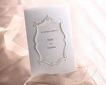 結婚式招待状(印刷込み) メモリーズW(ホワイト)