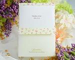 結婚式招待状(印刷込み) マイスイートA