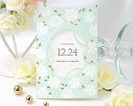 結婚式招待状(印刷込み) エルフィンA【Name on Card タイプ】