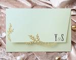 結婚式招待状(印刷込み) ブリーズA【Name on Card タイプ】