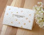 結婚式招待状(印刷込み) モディA【Name on Card タイプ】
