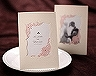 結婚式招待状(手作りキット) メモリーズP(ピンク) サポート画像1