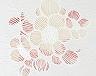 結婚式招待状(手作りキット) ピオニーA サポート画像1