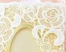 結婚式招待状(手作りキット) ピュール サポート画像1