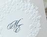 結婚式招待状(手作りキット) フェリチタBL(ブルー)【Name on Card タイプ】 サポート画像1