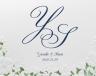 結婚式招待状(手作りキット) パティオBL(ブルー)【Name on Card タイプ】 サポート画像1