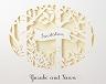 結婚式招待状(手作りキット) フォリアB【Name on Card タイプ】 サポート画像1
