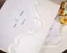 結婚式招待状(手作りキット) エレガンスB サポート画像2