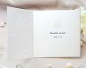 結婚式招待状(手作りキット) フェリチタBL(ブルー)【Name on Card タイプ】 サポート画像2